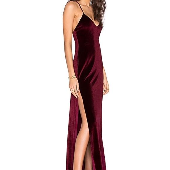 6e8a211a5b0 NBD in the deep maxi dress